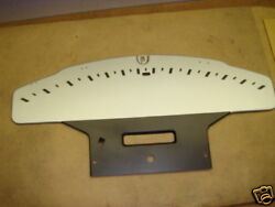 57 Ford Speedometer Dial King-seeley 48442