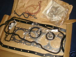 76 77 Chevy Luv Engine Overhaul Gasket Kit New Nos