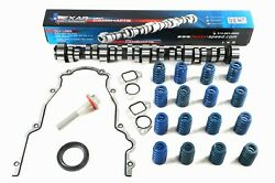 Texas Speed Tsp Stage 2 Low Lift Vortec Truck Cam And Gasket Kit 4.8 5.3 6.0 6.2