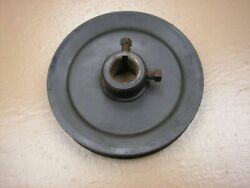 Toro Wheel Horse Tractor 79361 44 Two-stage Snowthrower Gear Box Pulley 92-5769