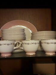 Homer Laughlin China 7-10in Plates 7-7in Plates 13-6in Plates 7-5in Bowlsmore