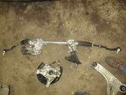 2019 Ford Edge Power Steering Rack And Pinion 2.0l At Fwd Oem -19l1260