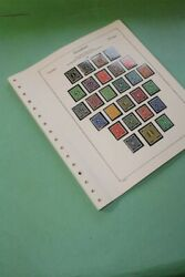 Germany West Zones W/ Overprints Sets Signed French Zone Mh Mnh Stamp Collection