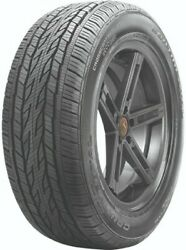 4 New Continental Conticrosscontact Lx20 - P225/70r16 Tires 2257016 225 70 16