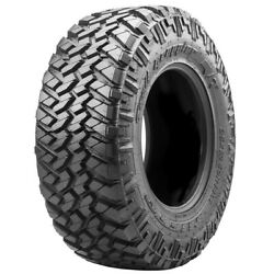 4 New Nitto Trail Grappler M/t - Lt285x75r18 Tires 2857518 285 75 18