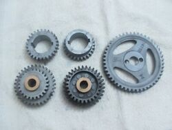 Model T Ford Transmission Triple Gears Driven And Timing Gears Clutch
