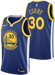 Nike NBA Youth Golden State Warriors Stephen Curry Swingman Icon Jersey $39.99