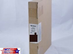 Ge Fanuc Ic697mdl740e New Factory Sealed Discontinued By Manufacturer