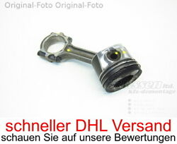 Piston Connecting Rod For Nissan Navara D22 Np300 2.5 Dci 98 Kw 04.08- 4