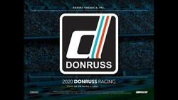 2020 Donruss Nascar Racing Base And Rookie Cards Pick From List