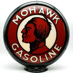Mohawk Gasoline 13.5 Gas Pump Globe - Ships Assembled Ready For Your Pump