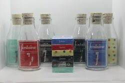 Fontaine Futures Decks+Impossible Bottles 500 Glitch Polka Window Playing Cards