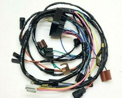 Engine Starter Wiring Harness Hei 1970 Camaro Automatic Th400 307 350 Rs Ss