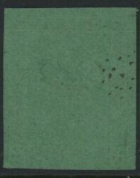 Natal Mint 5 Ng Green All Over One Penny Reprint Fantastic Stamp
