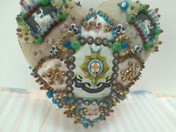 Vintage Sweetheart Pincushion The Royal Sussex Regiment