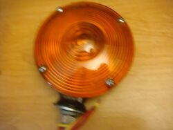 Chevy Truck Dodge Ford 12 Volt 4-1/2 Inch Stop Tail And Signal Lamp