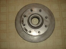 76 77 78 79 Ford Truck 2wd F250 Front Brake Rotor New