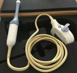 Ge Transducer 4de7c. Tested In Excellent Condition With Air Scan Image.