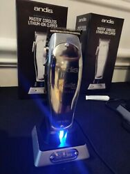 Andis Master Clippers Cordless