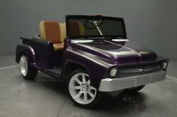 1966 Pick- Up Truck Front And Rear Golf Cart Body Kit