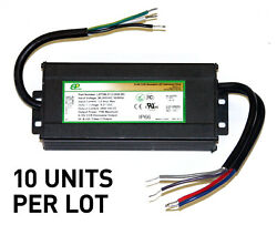 [lot Of 10] New Eptronics 75w Led Drivers, Constant Current 2800ma 0-10v Dimming
