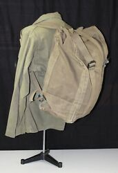 Wwii Us Army Medic Backpack Medical First Aid D-day Utah Beach Bag Shore Party