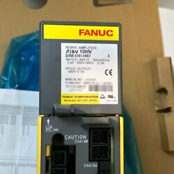 One For Fanuc A06b-6161-h001 Servo Drive New In Box Free Shipping