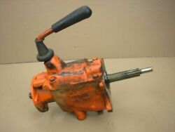 Power King Economy 14hp Tractor Mower T92 Dual Tandem Secondary Transmission