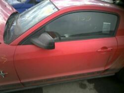 Driver Left Front Door Electric Coupe Fits 05-09 Mustang 8006625