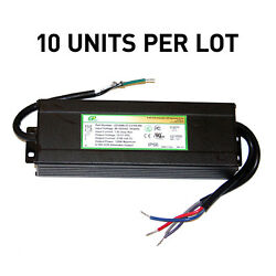 [lot Of 10] New Eptronics 120w Led Drivers Constant Current 2100ma 0-10v Dimming