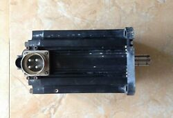 Used Mitsubishi Servo Motor Hf-sp801m4-s2 Tested In Good Condition