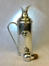 Vintage Wine Cooler Double Wall Highly Attractive Barware Collectible