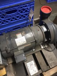 New Franklin Electric Fps Centrifugal Pump 20fpdc4-t With Factory Paperwork