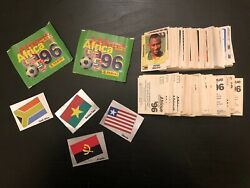 Panini Africa Cup Andlsquo96 Stickers To Choose From List - Very Good - Original