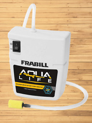Frabill Ice Aerator Effectively Aerates Up To 6 Gallons
