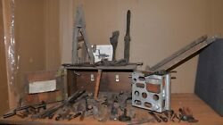 Saddlers Chest For Battery Wagon 1915 Military Box 75 Collectible Antique Tools