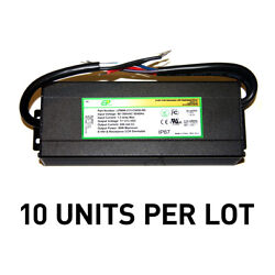 [lot Of 10] New Eptronics 96w Led Drivers, Constant Current 450ma, 0-10v Dimming
