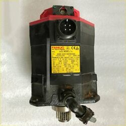 One Used Fanuc A06b-0235-b605s000 Servo Motor Tested In Good Condition