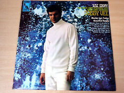 Bobby Vee/just Today/1968 Liberty Stereo Lp