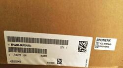 New 1pc Siemens Operator Panel 6fc5 203-0af02-0aa1 Free Shipping