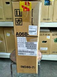 One For Fanuc A06b-6096-h116 Servo Amplifier New In Box Free Shipping