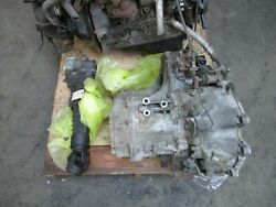 Mitsubishi Gto 3000gt 6g72tt 5-speed Transmission Gearbox Getriebe + Front Diff