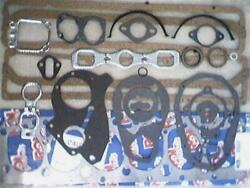 Engine Gaskets Set For Chevrolet 235 6 Cyl 1953 To 1963 Premium Gaskets