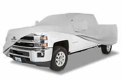 2002-2019 Dodge Ram Long Bed Dually Custom Fit Grey Stormweave Outdoor Car Cover