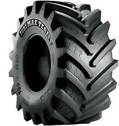 1 New Bkt Agrimax Teris Radial Farm Tractor - 750-26 Tires 7506526 750 65 26