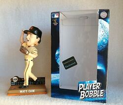 Matt Cain Perfect Game Only 156 Made Sf Giants Exclusive Bobble Bobblehead