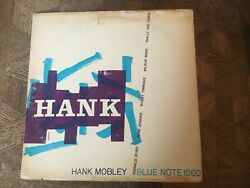 HANK MOBLEY - Sextet ~ BLUE NOTE 1560 {47 West 63rd dg orig} [NO R] -VERY RARE