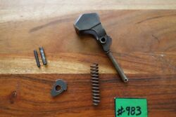 Winchester 63 Hammer Assembly W/ Pins Springs Plates Etc Complete Good Shape
