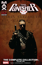 Punisher Max The Complete Collection Volume 2 Softcover Graphic Novel