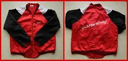 Vintage Coca-cola Jacket 90s You Can't Beat The Feeling Coke Satin/promo/silky